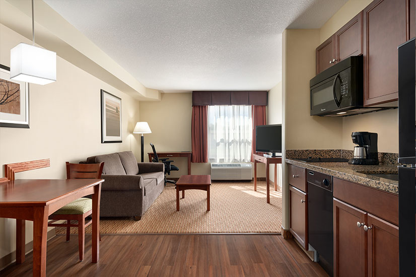 Hotel Suite Sherwood Park